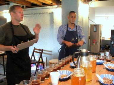 Explaining the SCAA cupping form