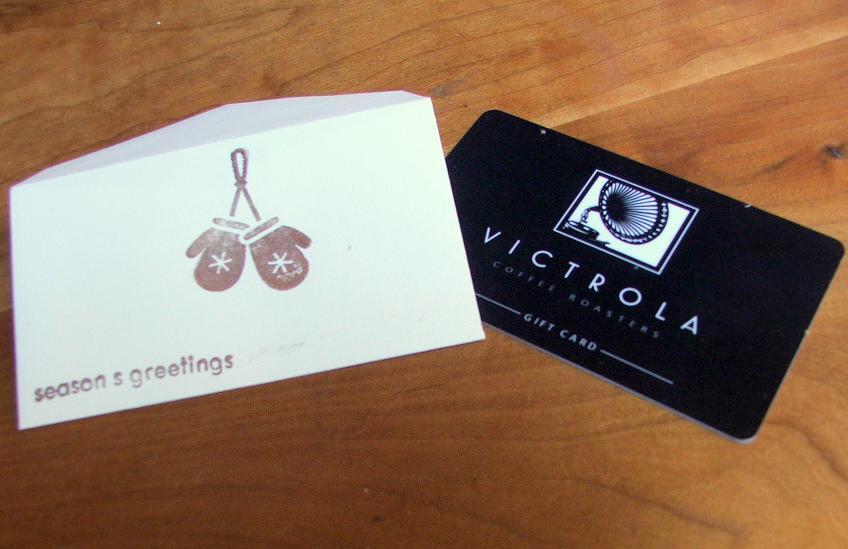 Gift Card & Envelope