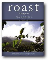 July/August issue of Roast Magazine