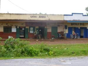 KENYA STREET SCENE