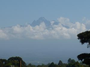 KENYA ABERDARE MOUNTAIN RANGE